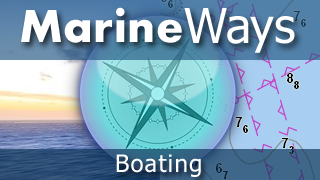 Marine Ways Boating App